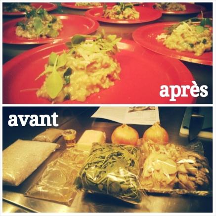 Avant Après Cook it