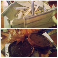 Desserts cabane