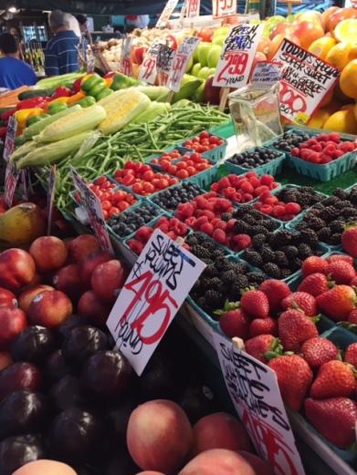 Seattle fruits