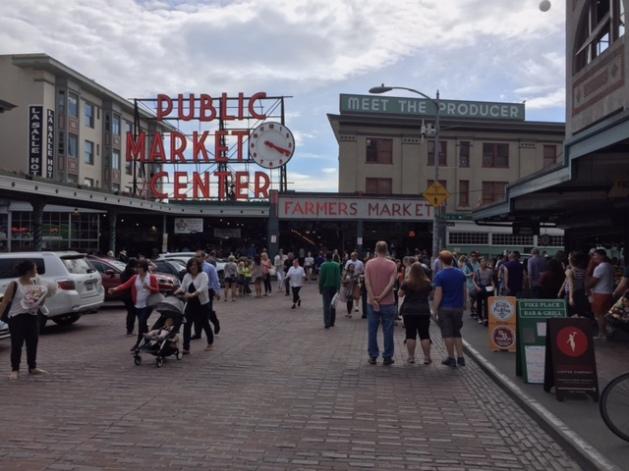 Seattle public market 1