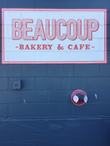 Vancouver Beaucoup Bakery cafe