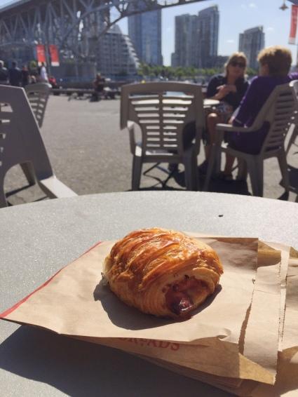 Vancouver croissant