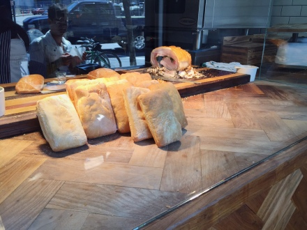 Vancouver Meat Bread