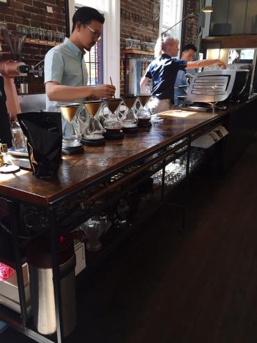 Vancouver Revolver cafe
