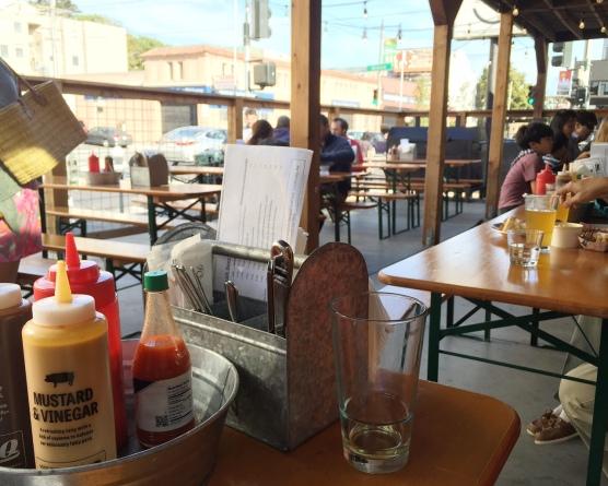 SF - Terrasse BBQ
