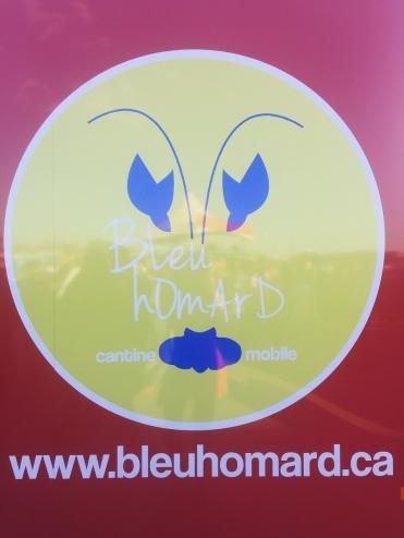 Ptits nouveaux - Bleu Homard